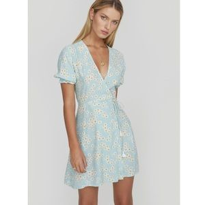 Faithfull the Brand Mira Wrap Dress